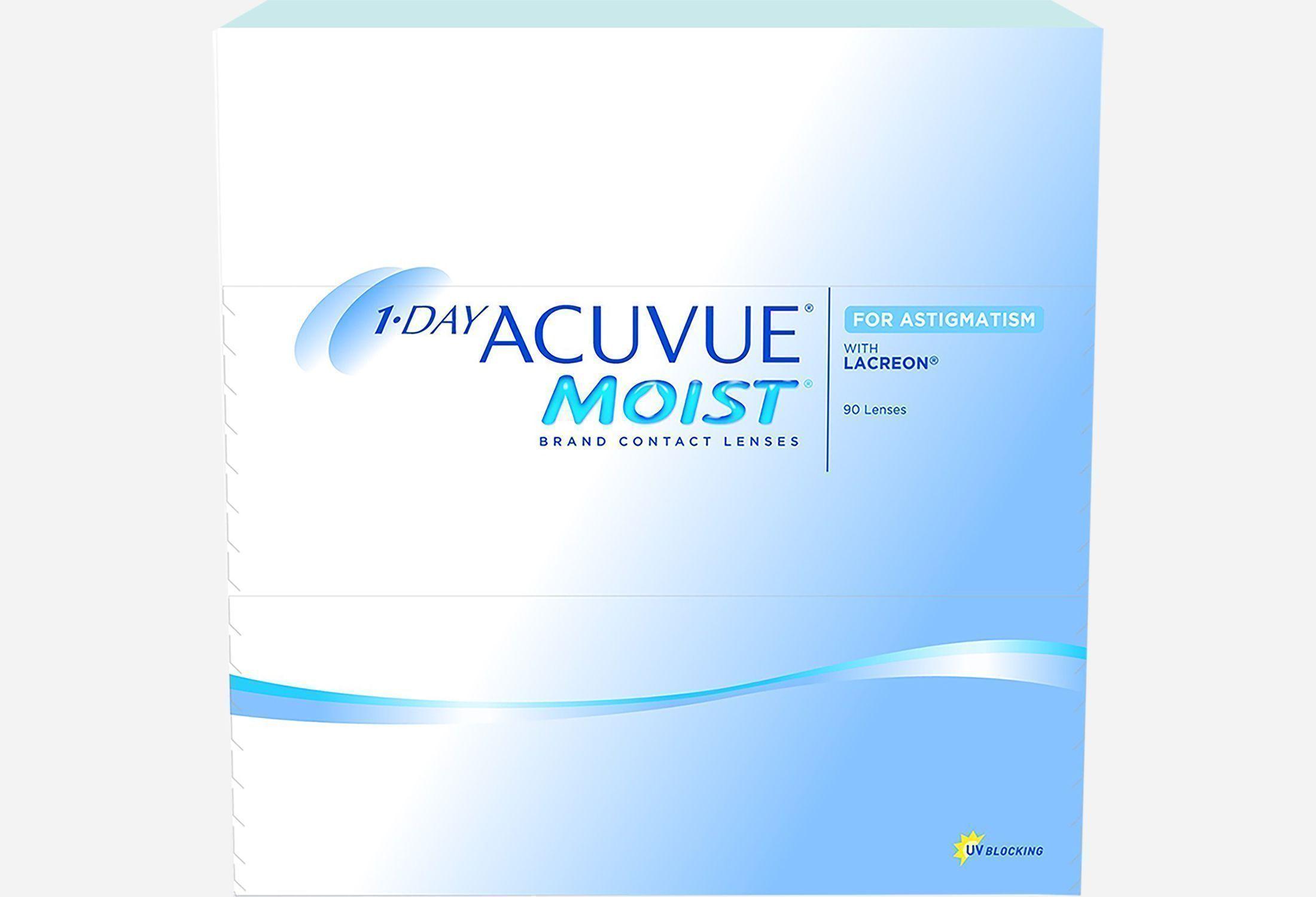 Bilde av 1-day Acuvue Moist For Astigmatism