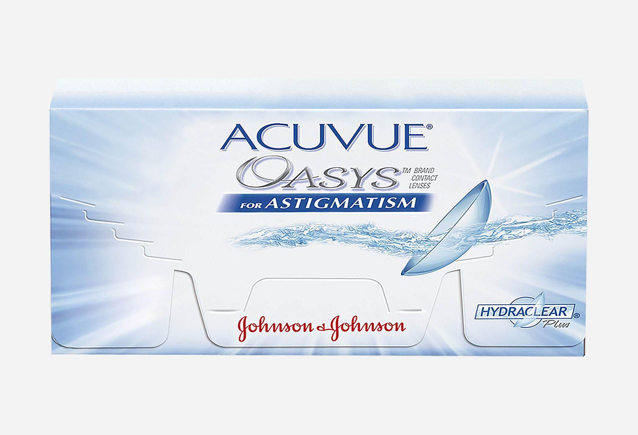 Bilde av Acuvue Oasys For Astigmatism 6 Stk