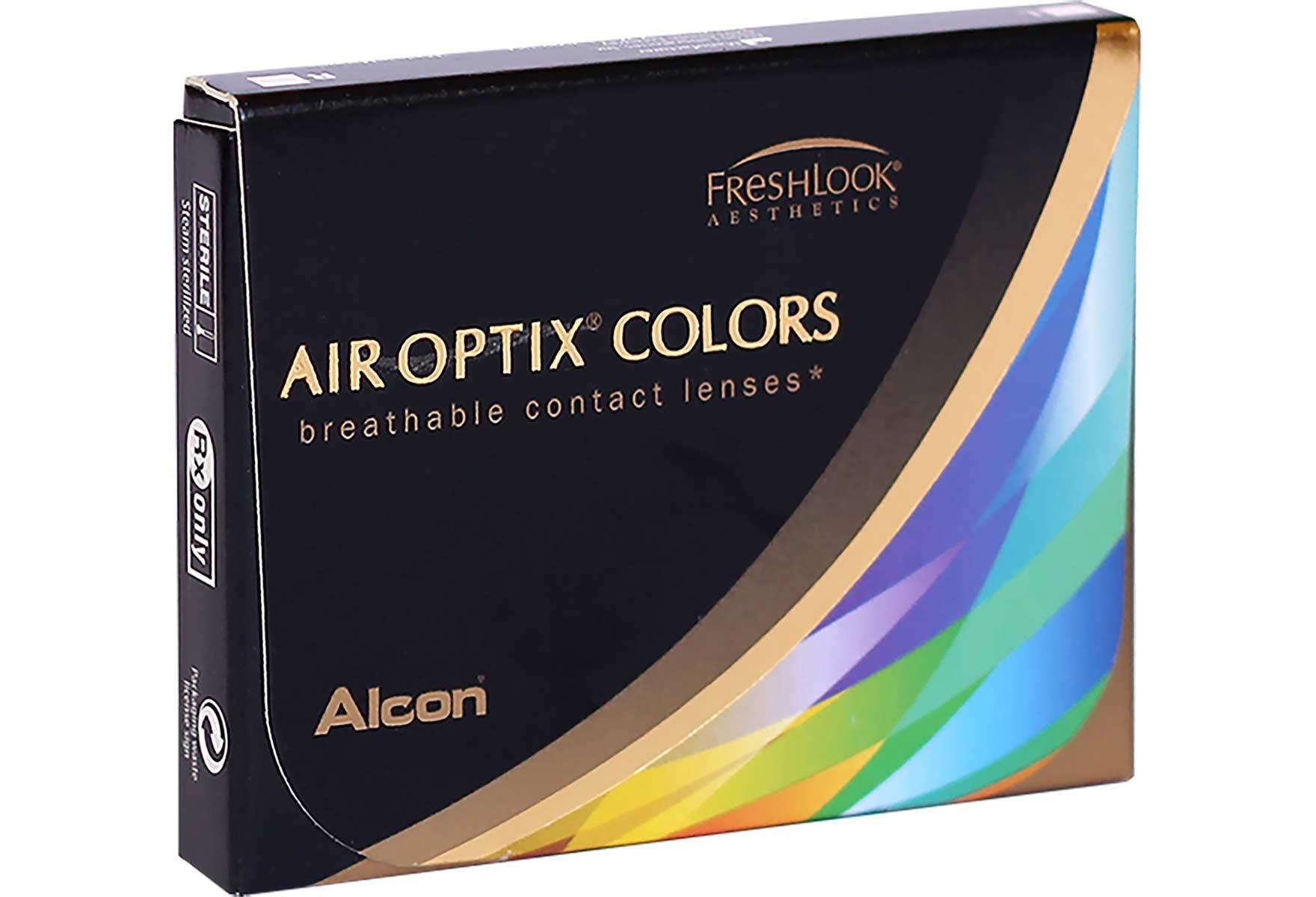 Bilde av Air Optix Colors Hazel 2 Stk