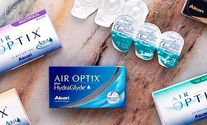 kontaktlinser fra air-optic