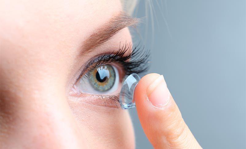 kontaktlinser på nett